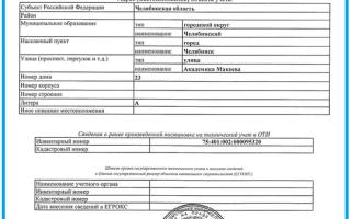 Технический паспорт дома и способы его получения