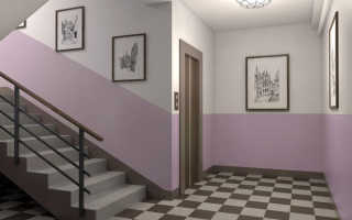Ремонт подъездов в многоквартирном доме