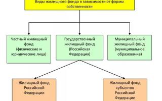 Специализированный жилищный фонд России